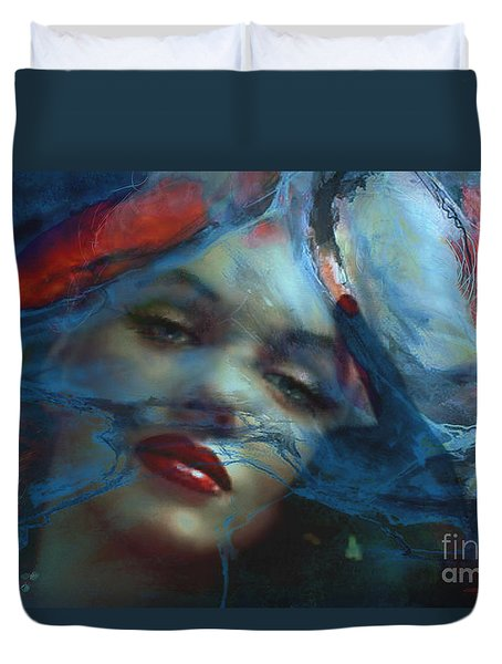 Marilyn 128 A 4 Duvet Cover