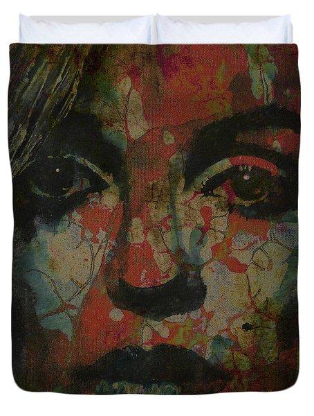 Marilyn Monroe @ I Need You Duvet Cover