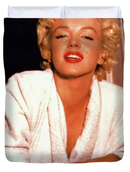 Marilyn Monroe 15 Duvet Cover