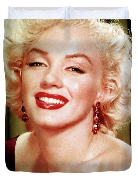 Marilyn Monroe 16 Duvet Cover