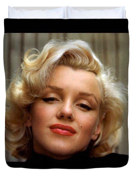 Marilyn Monroe 18 Duvet Cover