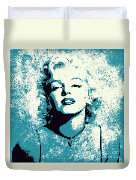 Marilyn Monroe - 201 Duvet Cover
