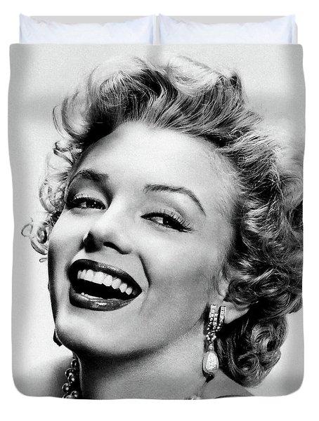 Marilyn Monroe 5 Duvet Cover