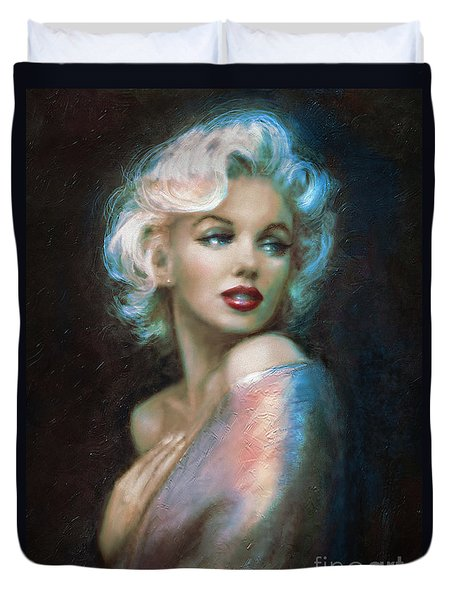 Marilyn Romantic Ww 6 A Duvet Cover