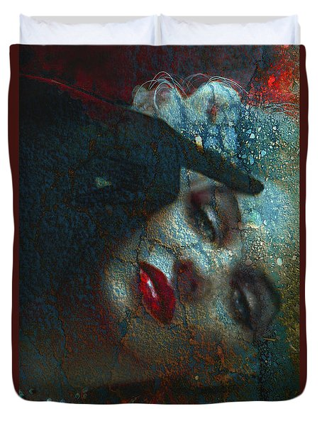 Marilyn St 2 Duvet Cover