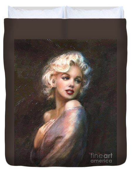 Marilyn Ww Classics Duvet Cover