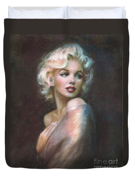 Marilyn Ww  Duvet Cover