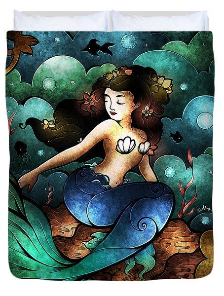 Marina's Trio Duvet Cover