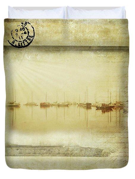 Nostalgia Duvet Cover