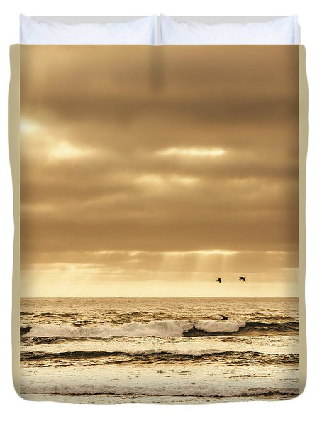 Marine Dream Duvet Cover