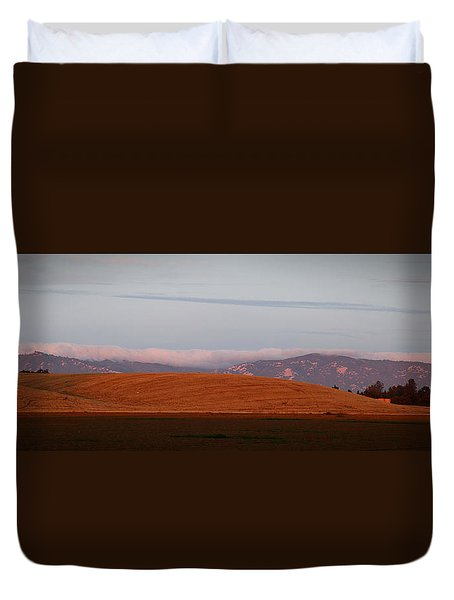 Marine Layer Duvet Cover