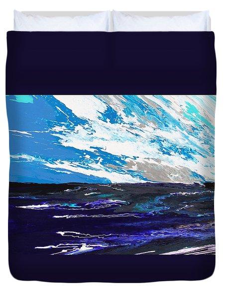 Mariner Duvet Cover by Ralph White