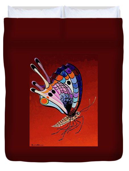 Mariposa Mamba Duvet Cover