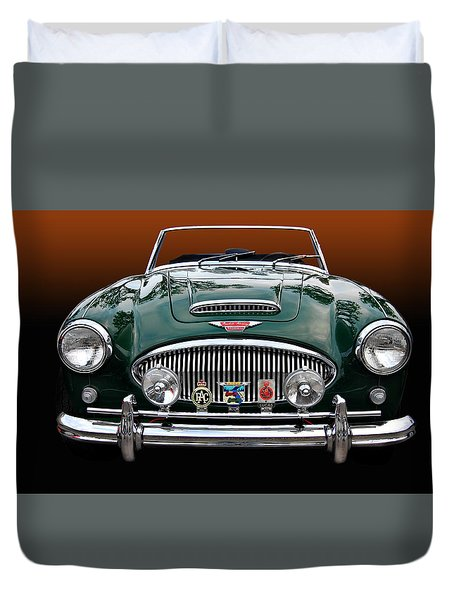 Mark 3 Duvet Cover by Bill Dutting