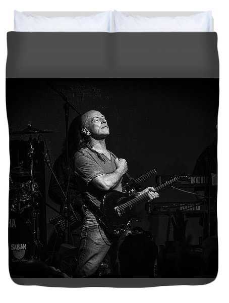 Mark Farner Gfr Duvet Cover