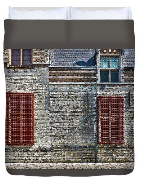Markiezenhof In Bergen Op Zoom Duvet Cover