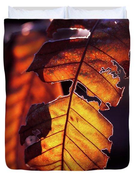 Maron Duvet Cover by Tatsuya Atarashi
