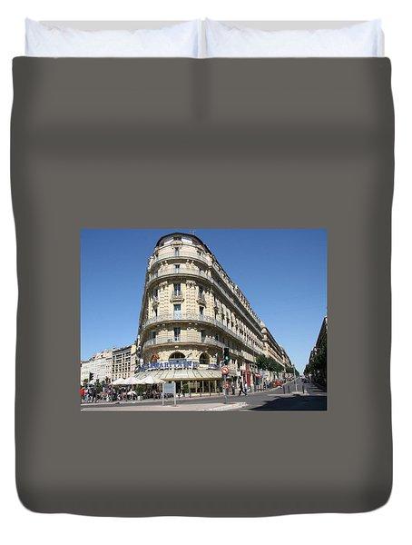 Marseille, France Duvet Cover