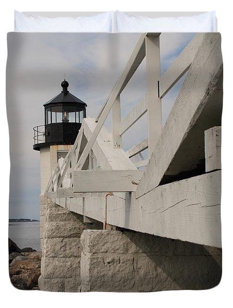 Marshall Point Duvet Cover