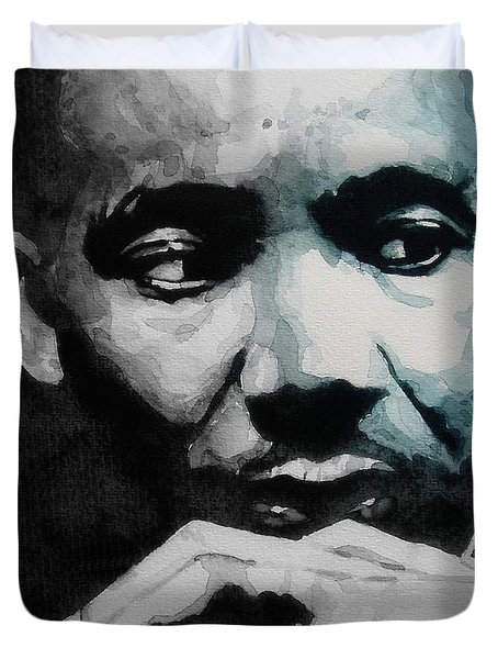 Martin Luther King Jr- I Have A Dream  Duvet Cover