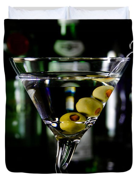 Martini Duvet Cover