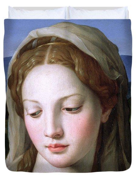 Mary Duvet Cover