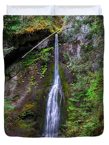Marymere Falls Duvet Cover