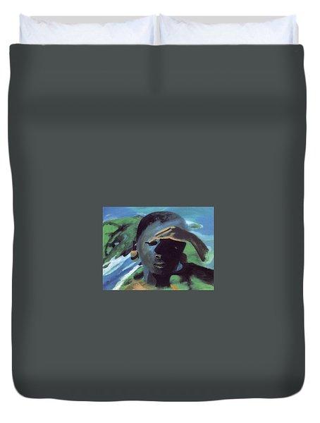 Masai Duvet Cover