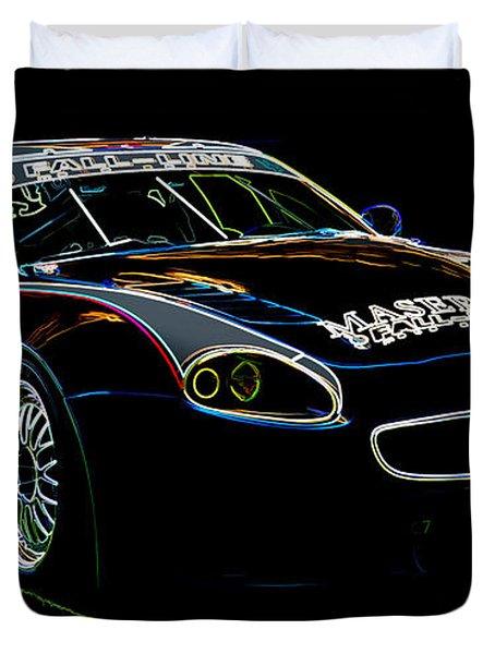 Maserati Duvet Cover