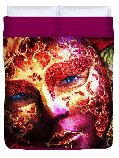 Masquerade 2 Duvet Cover
