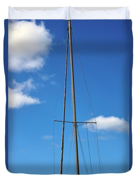 Mast Duvet Cover