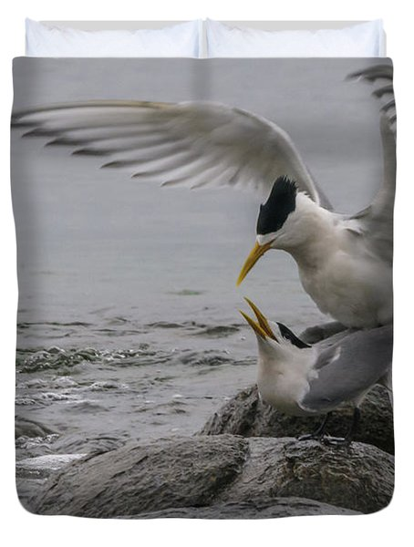 Mating Pair 2 Duvet Cover