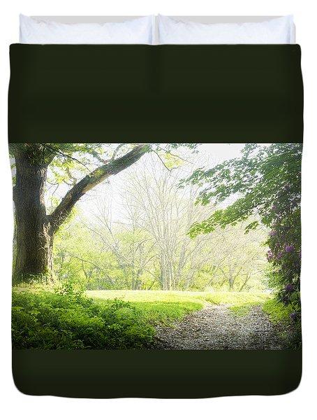 Maudslay State Park 2 Duvet Cover