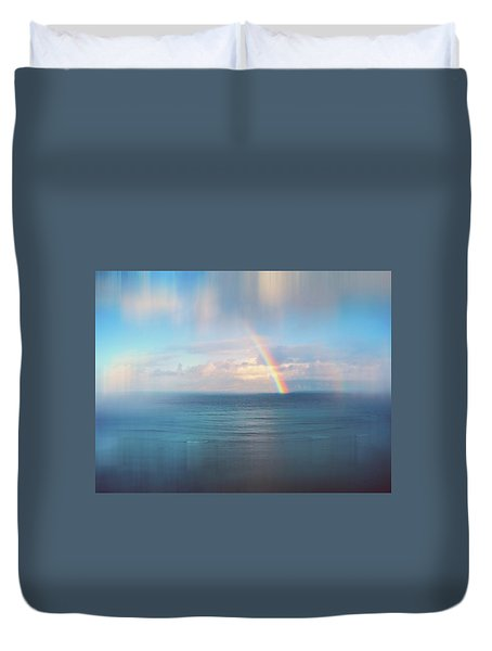Maui Delight Duvet Cover