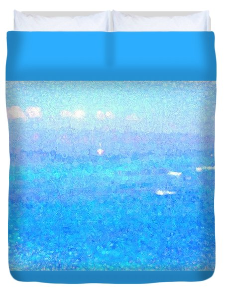Maui Memories Duvet Cover