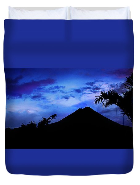 Mauii Duvet Cover