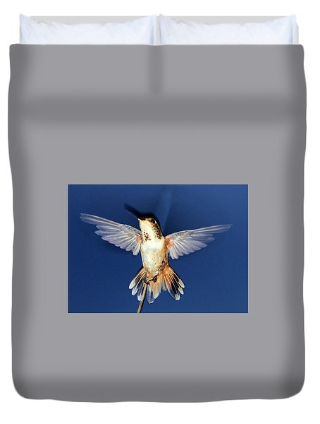 Max, Flashed Duvet Cover