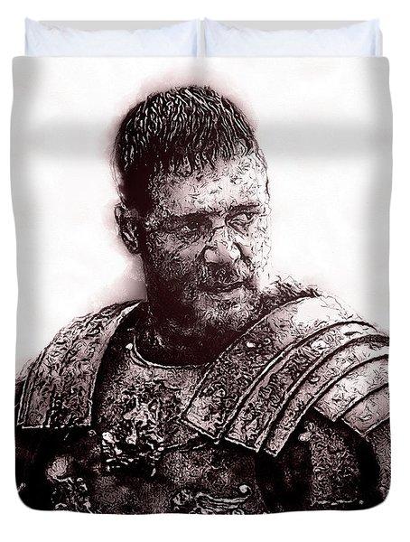 Maximus Decimus Meridius - 03 Duvet Cover