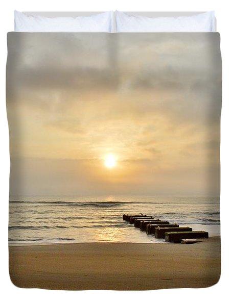 May 13 Obx Sunrise Duvet Cover