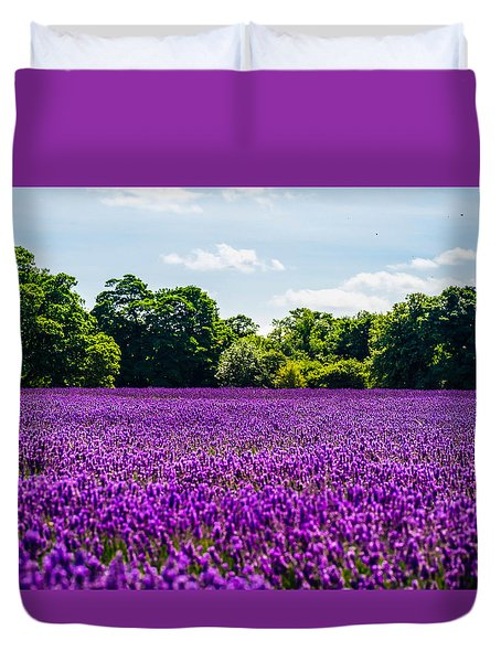 Mayfield Lavender Duvet Cover