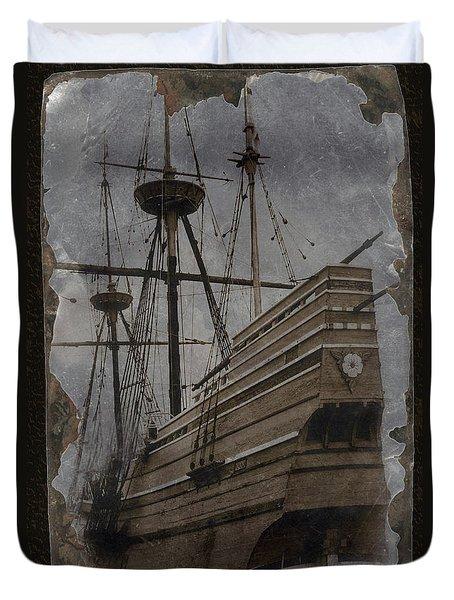 Mayflower 1 Duvet Cover