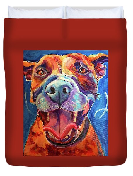 Mazzy May Duvet Cover