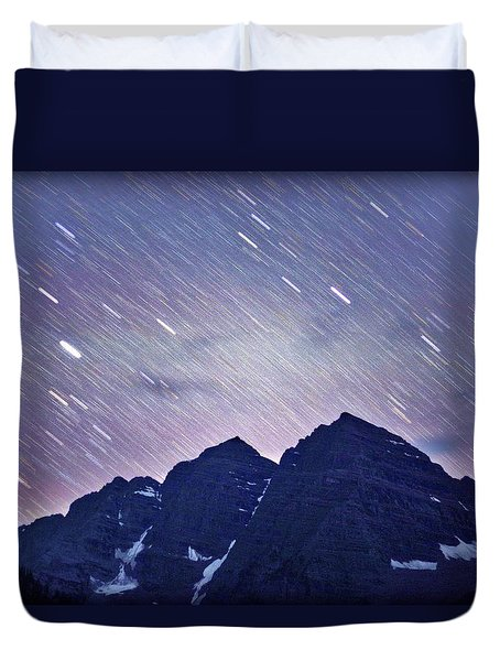 Mb Star Showers Duvet Cover