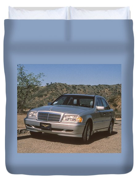 Mbz C280 Birthday Duvet Cover