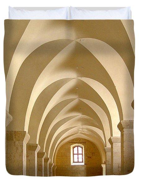 Mcdermott Great Mosque Aleppo Duvet Cover