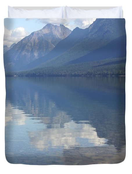 Mcdonald Reflection Duvet Cover by Marty Koch
