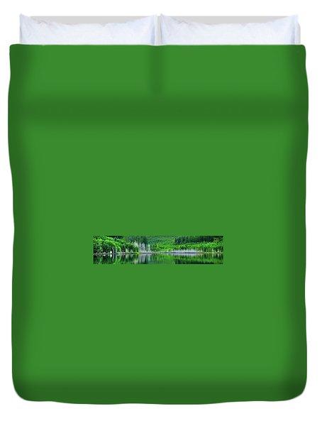 Mcguire Reservoir P Duvet Cover