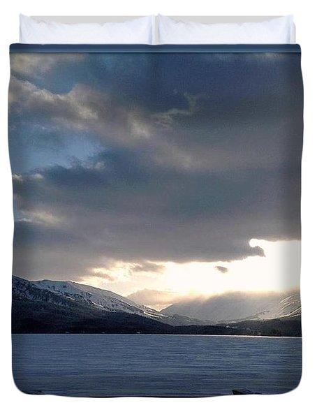 Mckinley Duvet Cover