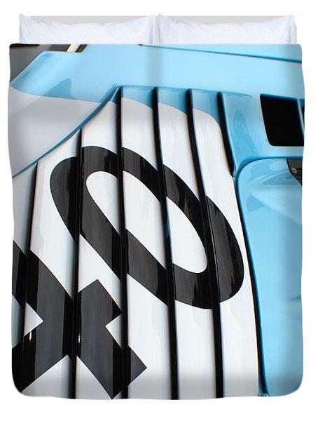 Mclaren F1 Gtr Duvet Cover