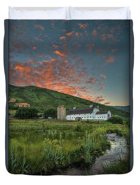 Mcpolin Sunrise Duvet Cover